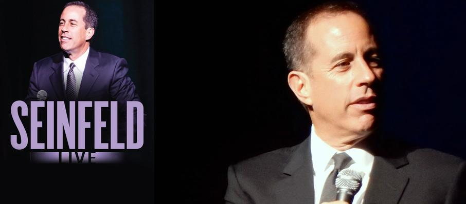 Jerry Seinfeld at MGM Grand Theater