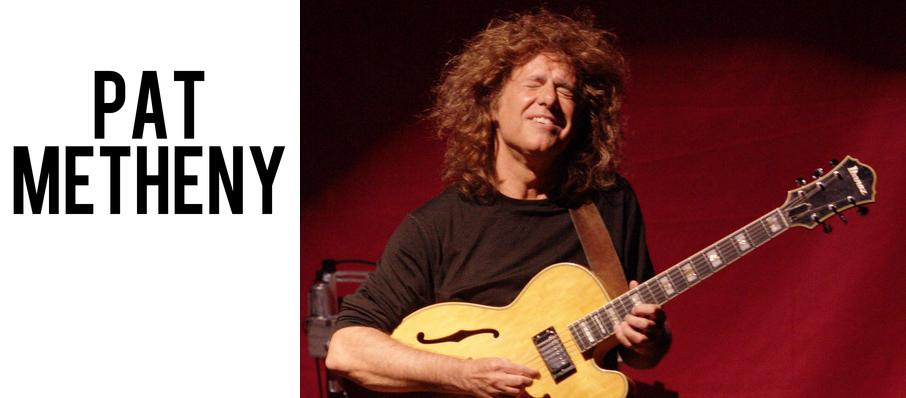 Pat Metheny at Fox Theatre