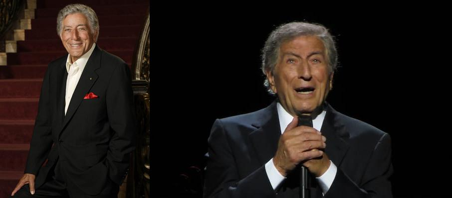 Tony Bennett at MGM Grand Theater