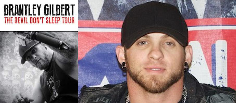 Brantley Gilbert at MGM Grand Theater