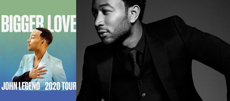 John Legend at MGM Grand Theater