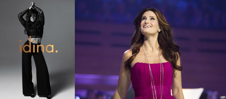 Idina Menzel at MGM Grand Theater