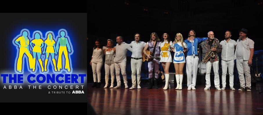 ABBA: The Concert - A Tribute To ABBA at Fox Theatre