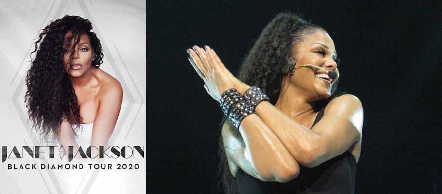 Janet Jackson at MGM Grand Theater