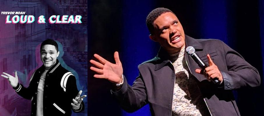 Trevor Noah at MGM Grand Theater
