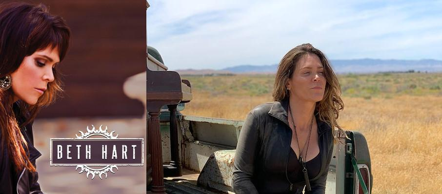Beth Hart at Fox Theatre
