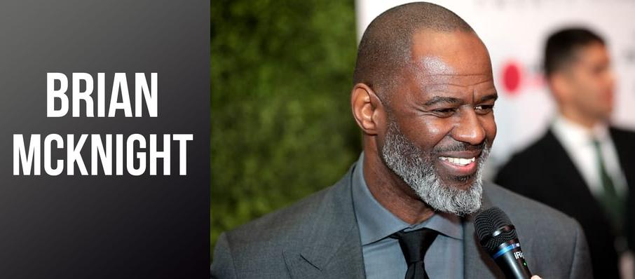 Brian McKnight at Fox Theatre