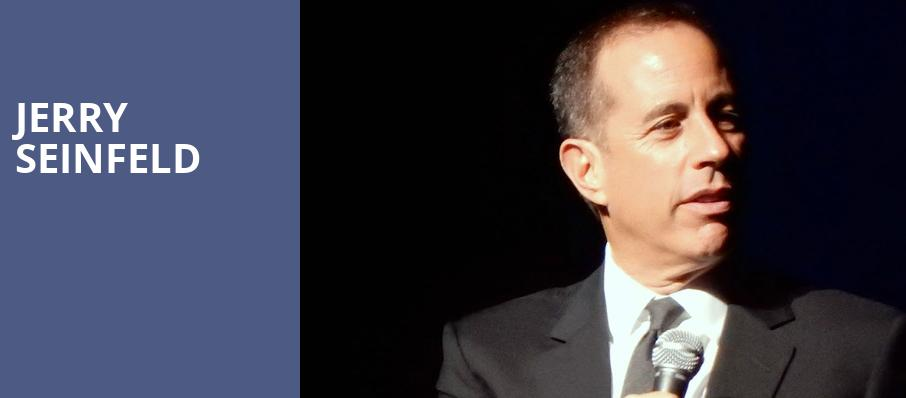 Jerry Seinfeld, MGM Grand Theater, Ledyard