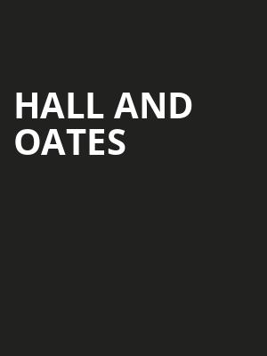 Hall and Oates, MGM Grand Theater, Ledyard
